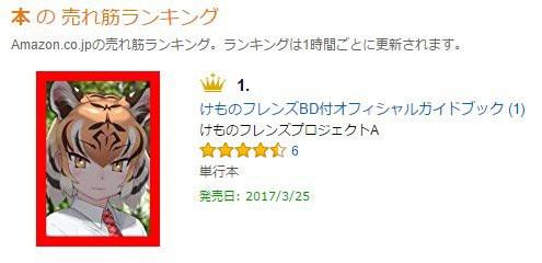 Amazon 图书类销售排行